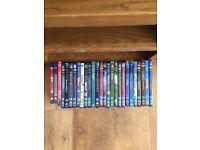 27 Disney DVDs