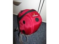 Little life Ladybird toddler back pack with rein