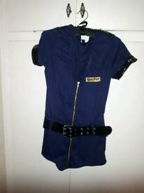 Ann Summer's police officers costume