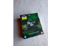 Breaking Bad The Complete Series Seasons 1-5 Bluray DVD Box Set New Sealed