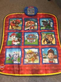 Paw Patrol Musical Playmat