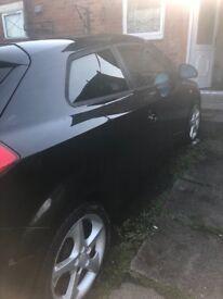 Kia proceed 2.0l turbo diesel
