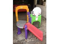 Child's play center