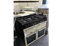 Leisure chef master 100cm range new 12 mth gtee