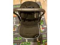 Slivercross car seat