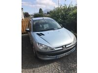 2004 Peugeot 206 for parts