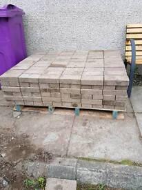 Reclaimed mono blocks