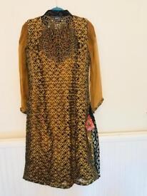 Beautiful Asian dress