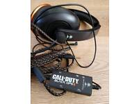 Turtle beach call of duty black ops 11 headset Xbox 360