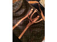 Genuine Louis Vuitton keepall 55