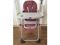 Chicco Pocket Lunch Highchair