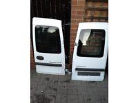 Vauxhall combo back doors,
