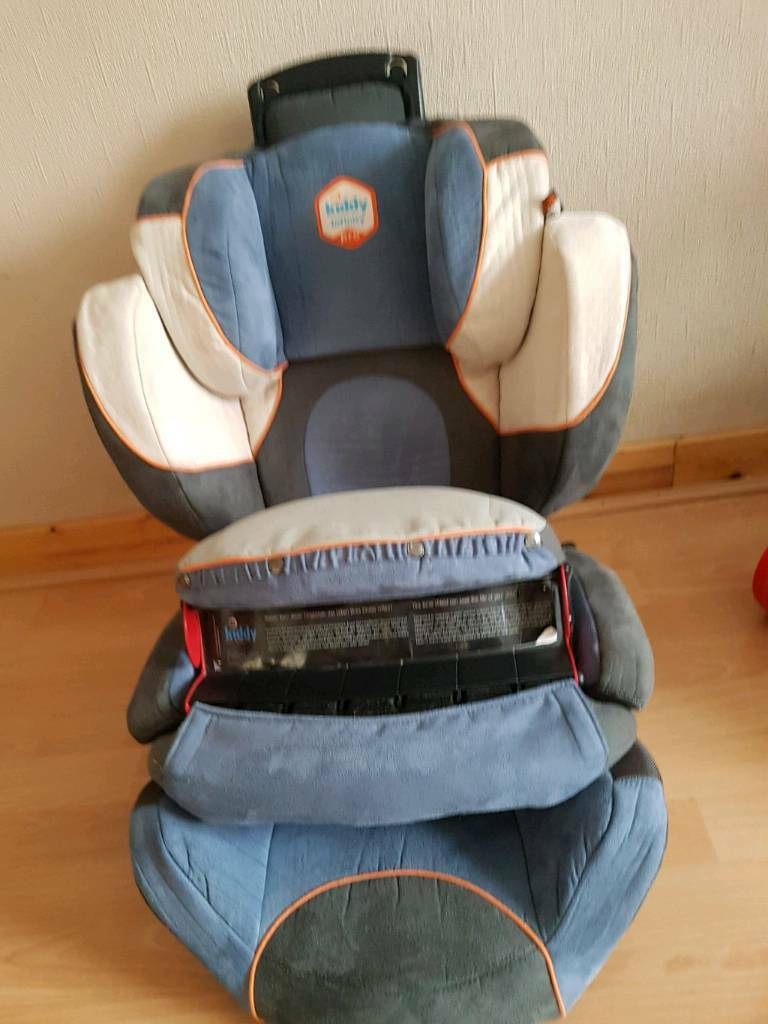 Car seat Kiddy Infinity Pro from 9 kg till 4 years