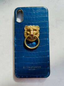 iPhone X case - Aspinal Lion Case