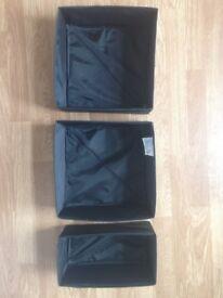 FREE Ikea clothes organiser set of 3