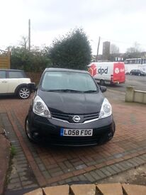 Nissan note Tekna Auto with Nav, bluetooth and leather