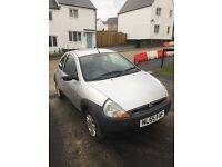 1.2 ford ka, 52,000 miles, mot until jun 2017, 2 owners, immaculate condition