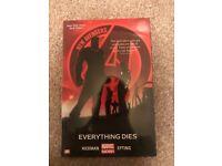 New Avengers Volume 1: Everything Dies