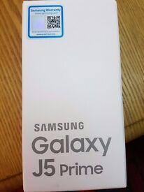 New Samsung GALAXY J5 prime black / GOLD Unlocked DUOS