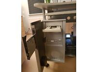 CUMPUTER PC, DESK , MOUSE ,KEYBOARD AND PRINTER WITH SCANNER AND COPIER. ALL WORKING ORDER