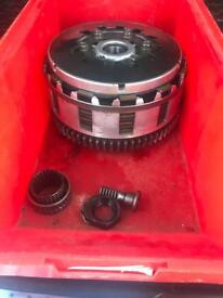Yamaha r1 5jj clutch with basket