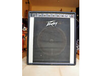 Bass Guitar Amplifier Peavey TNT 100