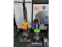 Dyson dc50 dc40 dc41 rollerball fully refurbished vacuum cleaners