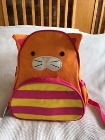 Skip Hop Zoo Cat children's bag backpack