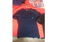 4 Armani Tshirts : Large