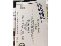 Kooks ticket