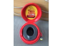 First Years Lightning McQueen potty with engine sounds