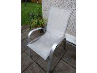 Free garden chair