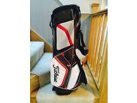 Titleist Ultra Leightweight Stand Bag (Brand New)