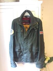 Superdry Smart Military Men Jacket Size M