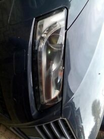 Audi a5/s5 xenon headlights with led
