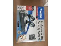 Brand new professional security cameras