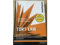 TORT LAW, Law Express by Finch and Fafinski