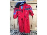 Children's snow/ski suit