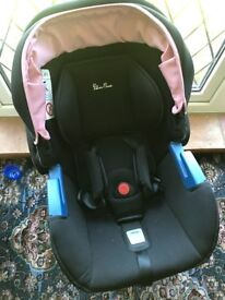 Silver cross car seat. Used for 1 month