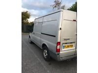 Transit van 100 t350 2 keepers from new 126.000 miles