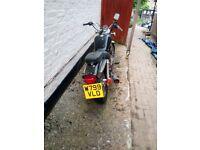 Suzuki Motorbike for Breaking