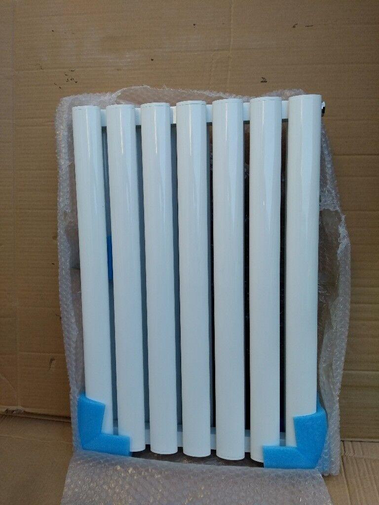 designer radiator, aluminium, horizontal, milano aruba ayre,590 x ...