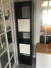 Two Ikea Tall Units