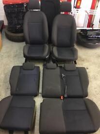 Focus MK2/MK2.5 Zetec Front & Rear Seats