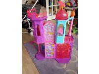 Barbie mariposa castle