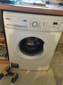 Zanussi washing machine like new