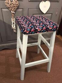 Pretty soild wooden stool