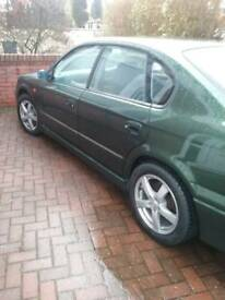 Subaru legacy breaking no engine all other parts available good alloys.