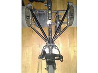Powakaddy electric trolley for spairs