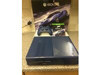 Special edition Xbox one 1tb forza 6